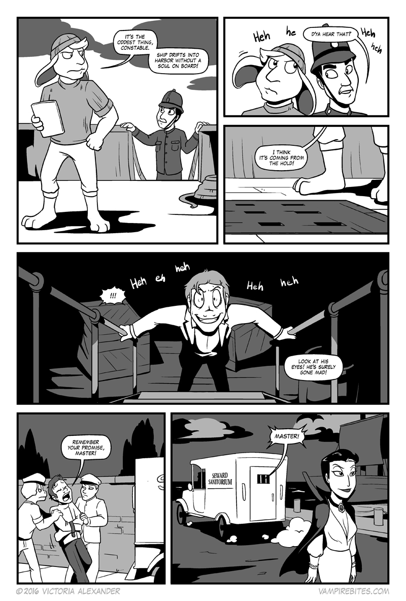 Dracula, pg 5