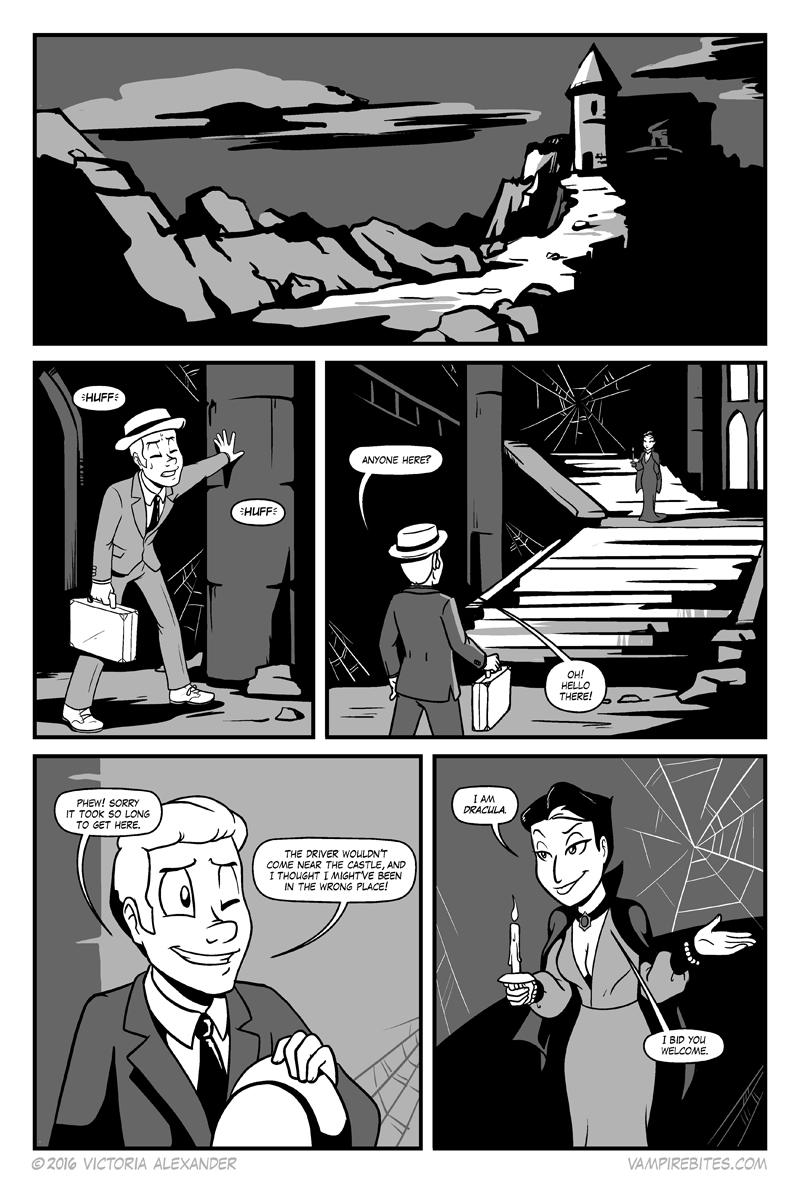 Dracula, pg 2