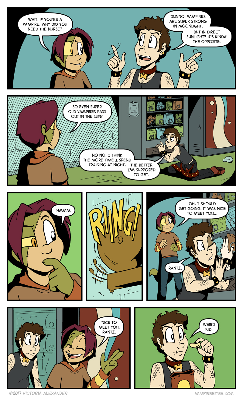 Lab Partners, pg 8