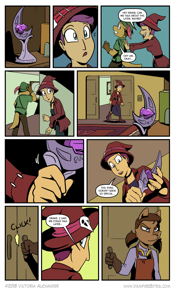 Friends and Foes, pg 12