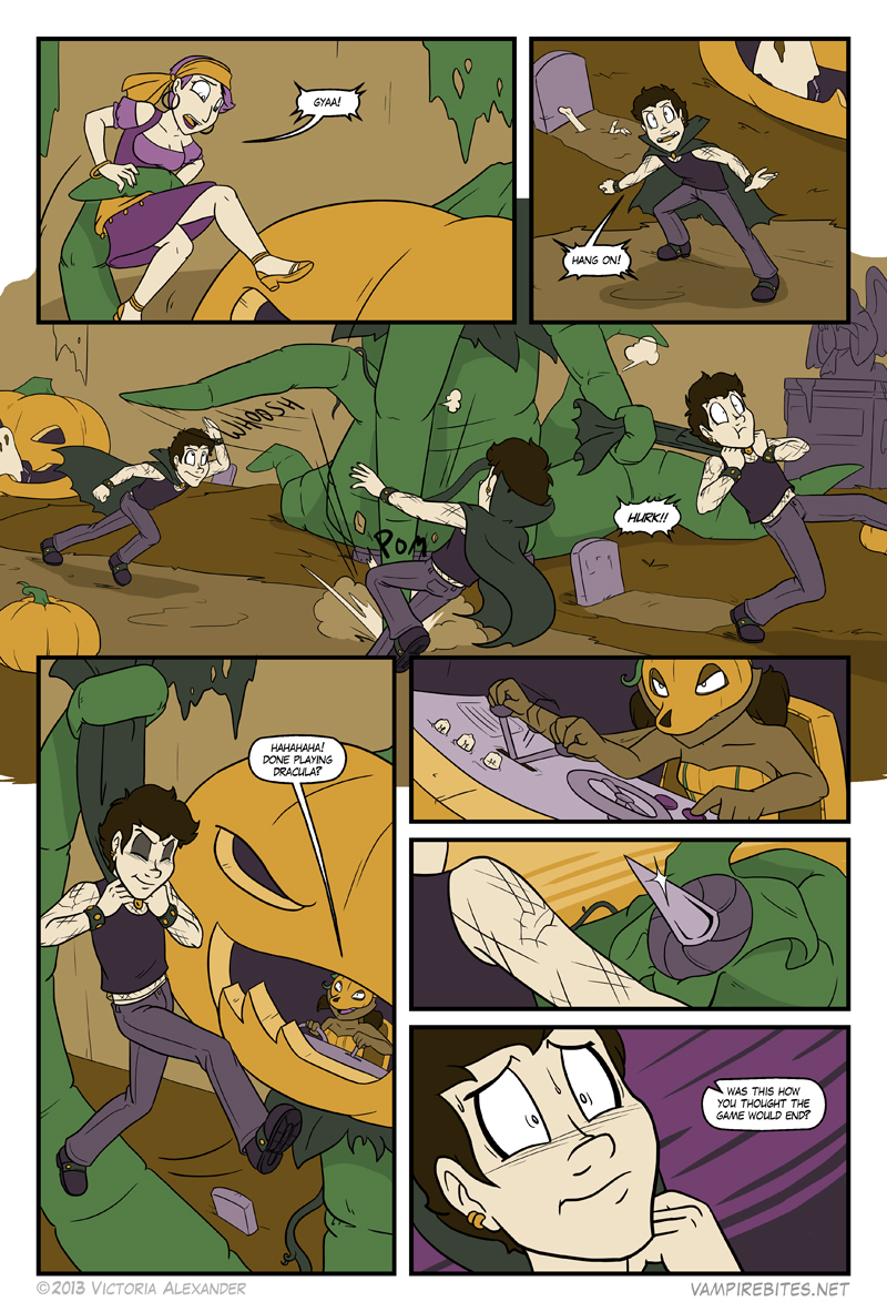 House of Mirrors, pg 27